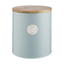 Емкость для печенья Living, голубая, 3.4 л