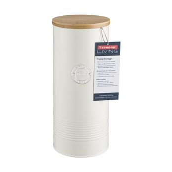 Емкость для хранения пасты Living, кремовая, 2.5 л