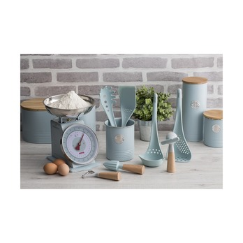 Емкость кухонная Living, голубая