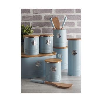 Емкость для хранения чая Living, голубая, 1 л