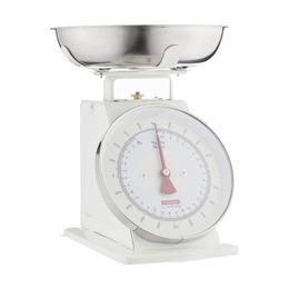 Весы кухонные Living, кремовые, 4 кг
