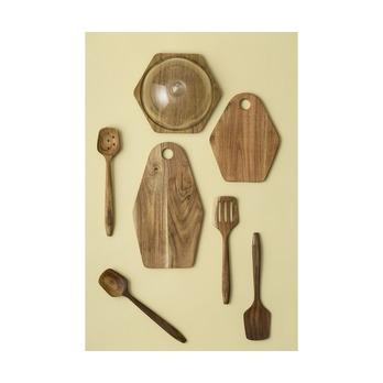 Ложка деревянная с отверстиями Modern Kitchen