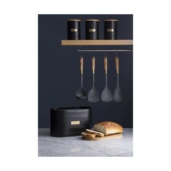 Хлебница Otto, черная