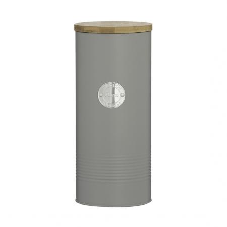 Емкость для хранения пасты, Living, серая 2,5 л