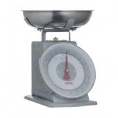 Весы кухонные Living, серые, 4 кг