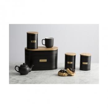 Емкость для хранения кофе Otto, черная, 1,4 л