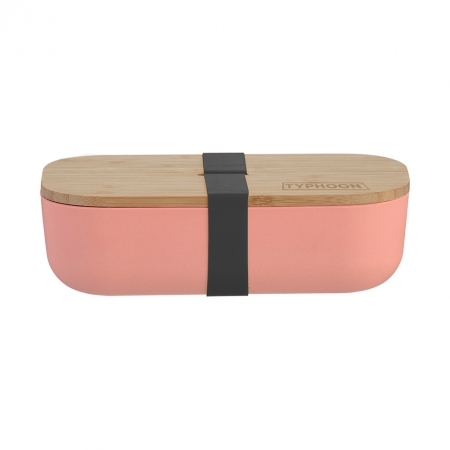 Ланч-бокс Colour, розовый