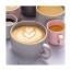 Чашка для каппучино Cafe concept, 400 мл, темно-серая