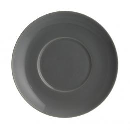 Блюдце Cafe concept, 14 см, темно-серое