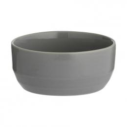 Миска Cafe concept, 9 см, темно-серая