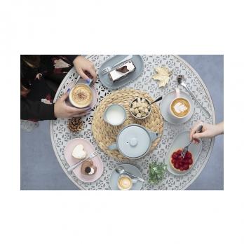 Блюдце Cafe concept, 14 см, серое
