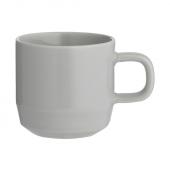 Чашка для эспрессо Cafe concept, 100 мл, серая