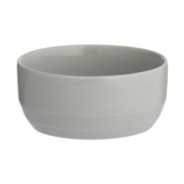 Миска Cafe concept, 9 см, серая