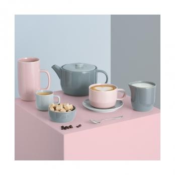 Чашка для каппучино Cafe concept, 400, мл розовая