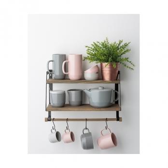 Миска Cafe concept, 9 см, розовая