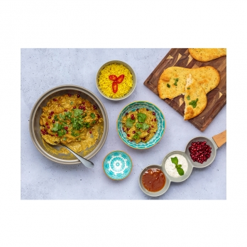 Миска World foods India, 15 см