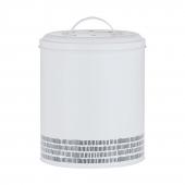 Контейнер для пищевых отходов Monochrome, 2.5 л, белый