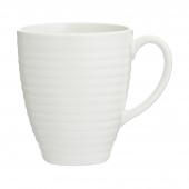 Чашка Living, 350 мл, кремовая