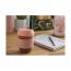 Кружка для кофе, 400 мл, розовая