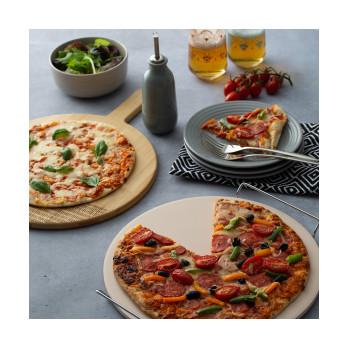 Камень для пиццы World Foods, 33 см